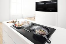 2-in-1 cooktop by Bosch