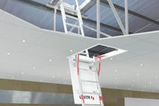Vista ladders from Sayfa Systems