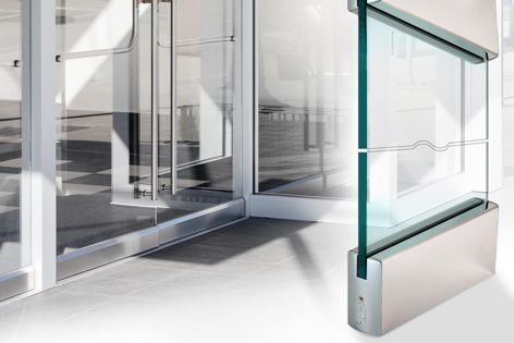 C. R. Laurence has introduced the Rapid Customization Program for custom-sized door rails.