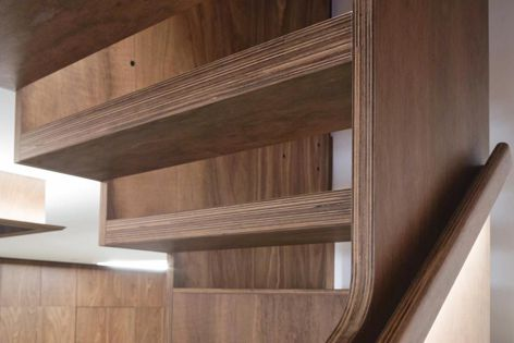 Armourpanel is suited to residential and creative commercial fit outs requiring a high level of craftsmanship and a distinctly natural appeal.