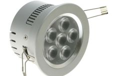 Energy-efficient CeeLux HB13 LED downlight fitting