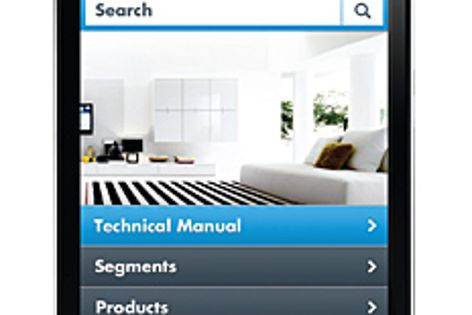 New iPhone app from Knauf