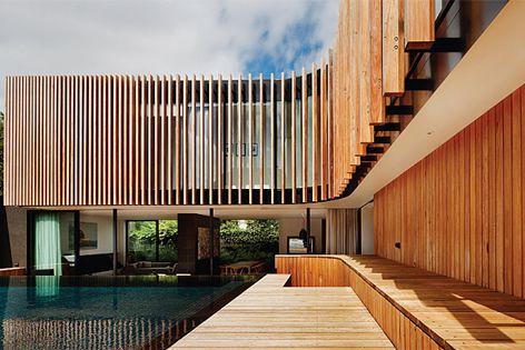 2011 winner - Kooyong Residence, Weian Lim of Matt Gibson Architecture + Design.