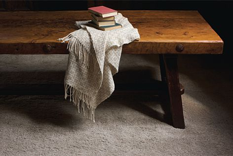 The Velieris Alpaca collection is smooth and soft, making it ideal for floor coverings.