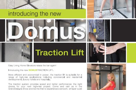 Domus Traction lift