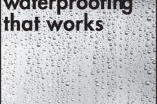 Wolfin waterproofing by Projex