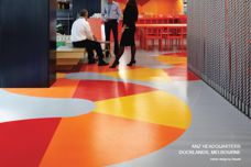 Signature's Flexo rubber flooring