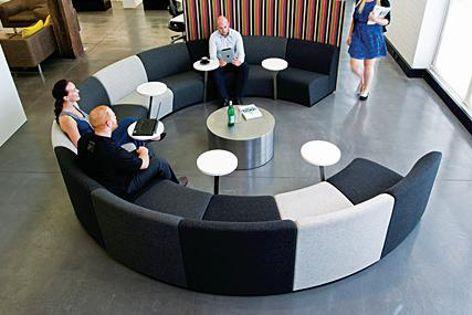 Kurve Collaboration seating