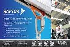 Raptor rail system by Sayfa Systems