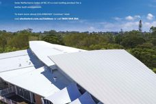 COLORBOND® Coolmax® by BlueScope