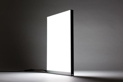 Innovative design options are offered by the Pixalux light panel.