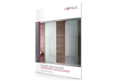 Sliding and Folding catalogue by Häfele