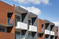Sustainable timber cladding by Weathertex