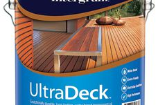 Intergrain Ultradeck decking oil
