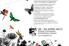 Designex - Bring design to life - Sydney April 2010