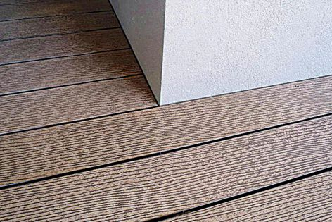 Futurewood's CleverDeck is a low-maintenance, cost-effective decking solution.