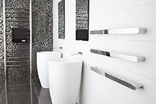 Heated towel rails by DCS