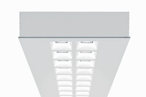 The Mirel Evolution LED luminaire.