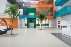 Palettone flooring range by Polyflor