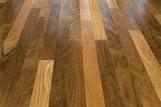 Low-gloss UltraCote Supermatt timber flooring