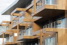 Wood Decor range from HVG Facade Solutions