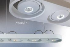 Avaldi LED lighting range from About Space