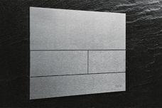 TECESquare metal bathroom push plate by Gro Agencies