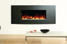Studio Electric LED fireplaces by Castworks