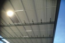 Solar integrated roof by Vulcan Energy