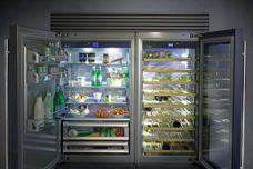 Elegant food refrigeration and preservation