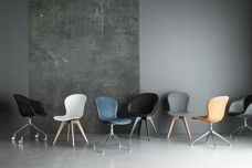 Adelaide family of chairs by BoConcept