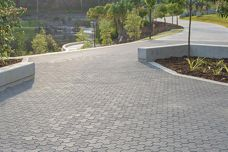 Trihex pavers from Adbri Masonry