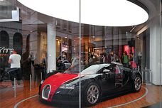 Barrisol lights up Bugatti Veyron