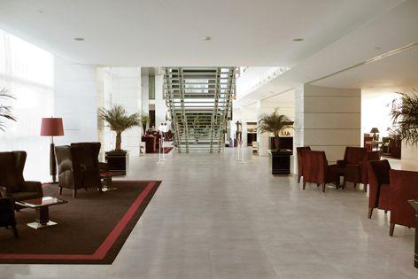 Basaltina tiles blend natural materials and cutting-edge technology.