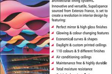 SupaExpance ceiling system by Supawood