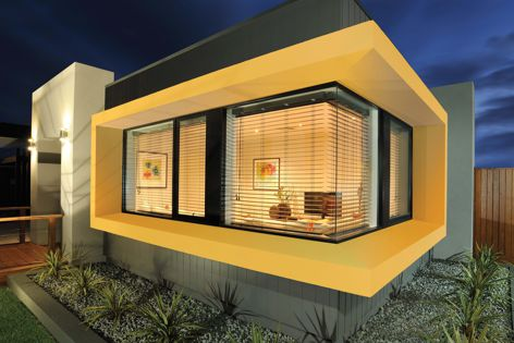 Incorporate bold forms, function and sustainability into building facades with Umbra Architectural Shadings.