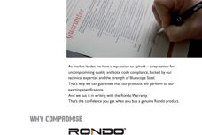 Rondo steel products
