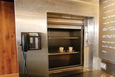 Microlift service lift