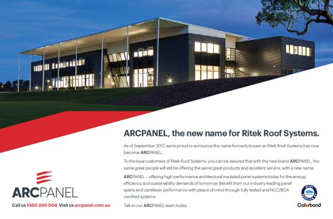 Insulated panel systems by Arcpanel