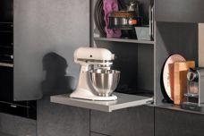 Kitchen storage solutions by Blum