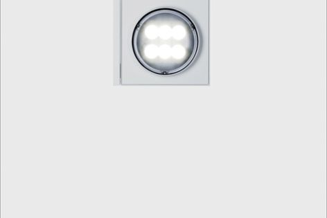 Low operating costs and low radiation make ERCO LEDs an ideal alternative to conventional lamps.