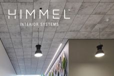Opus ceiling and wall tile by CSR Himmel