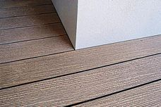 CleverDeck composite decking by Futurewood