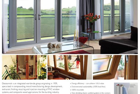 Zendow energy efficient windows