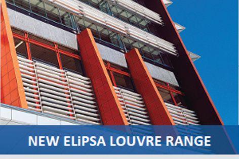 Elipsa louvre range by Hi-Light