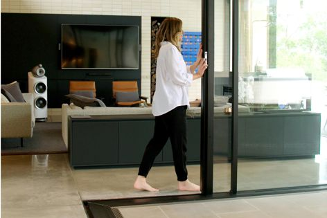Elevate Series Slide Master sliding door from AWS