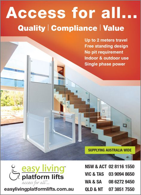 Lifts from Easy Living Platform Lifts
