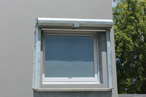 Combining Xtreme windows, Pyro-Protec seals and Smoke Control Windowshield fire curtains.