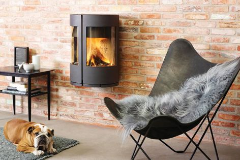 Morsø Modern cast iron wood heaters are an ideal addition to contemporary spaces, adding warmth and style.
