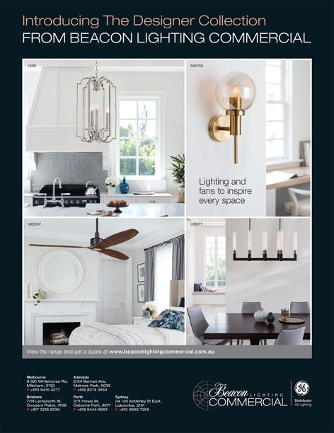 The Designer Collection by Beacon Lighting